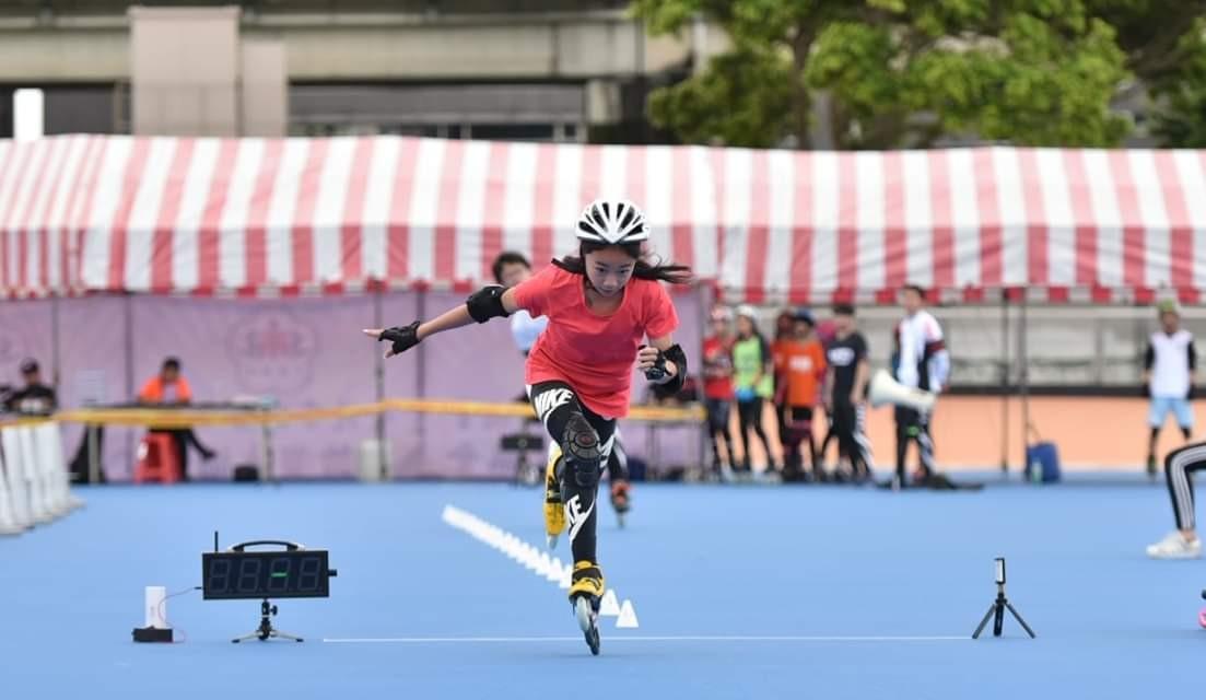 臺北市107學年度教育盃中小學溜冰錦標賽